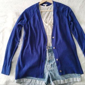 Gap Soft Merino Wool BF Cardigan
